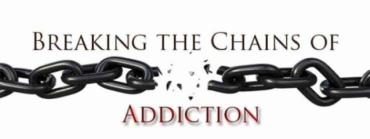 breaking chains of addiction image