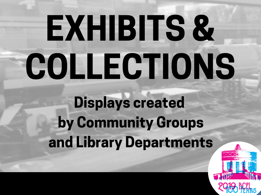 Exhibits and Collections (Signage)