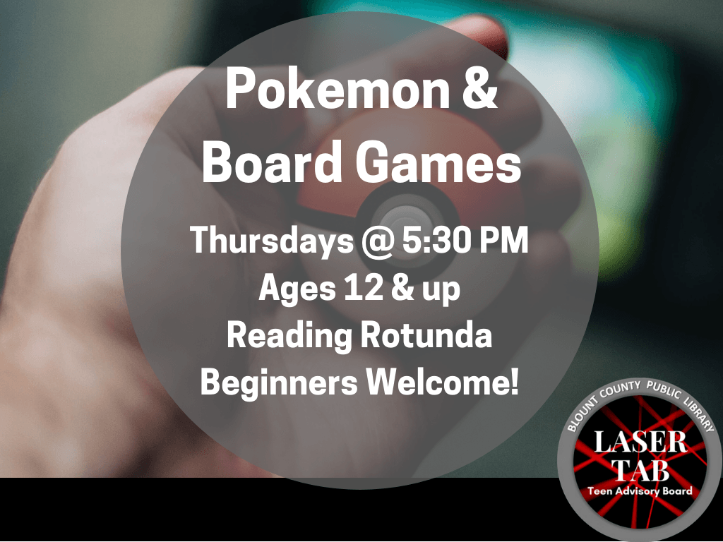 Pokemon Board Gaming (Signage) 2