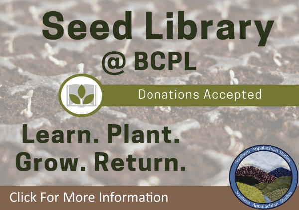 Seed Library Donation Accepted (Feature)