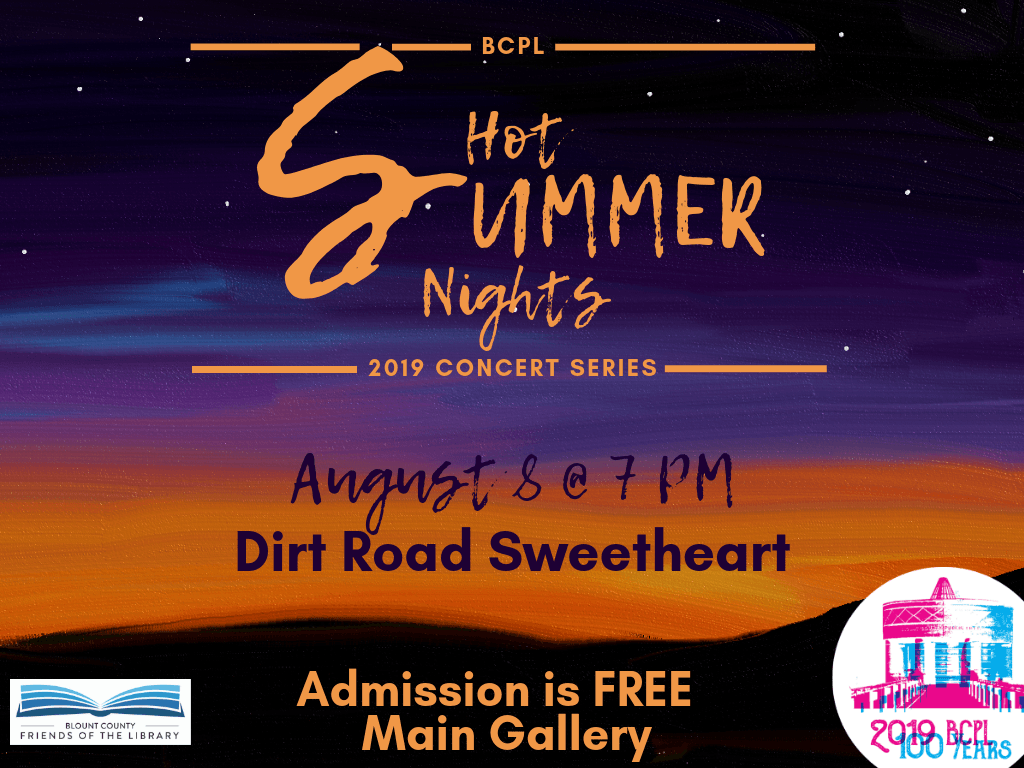 Dirt Road Sweetheart August 8 2019 (Signage)