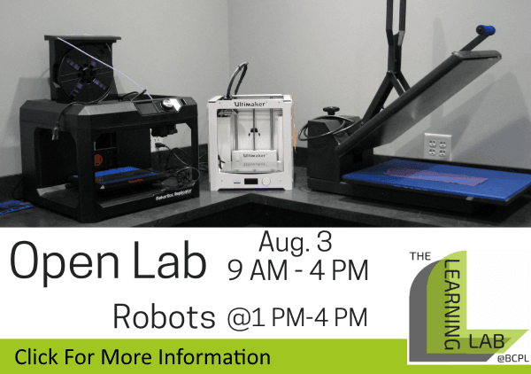 Open Lab August 3 2019 (Feature)