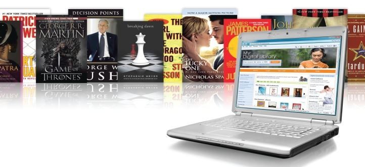 Regional E-book and Audiobook Download System Link