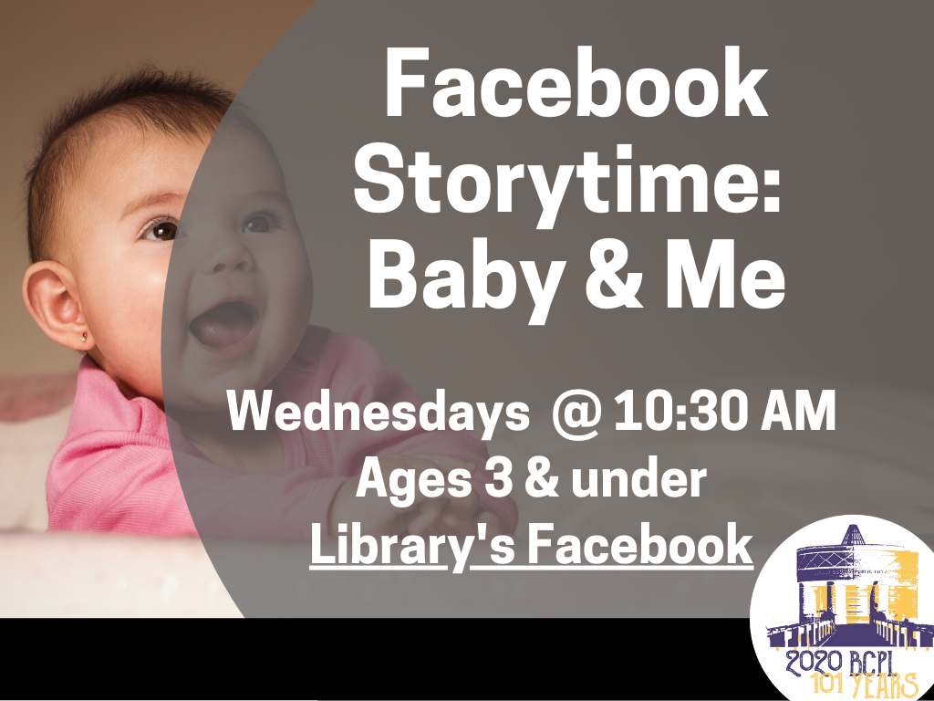 Facebook Baby and Me 2020 (Signage)