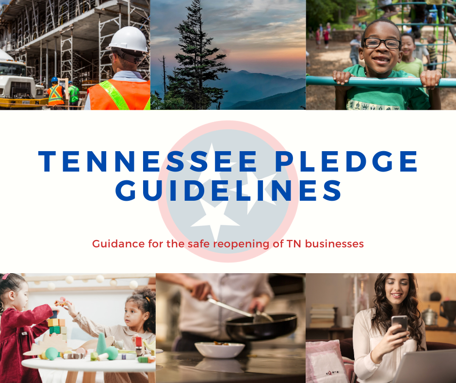 Tennessee Pledge Guidelines