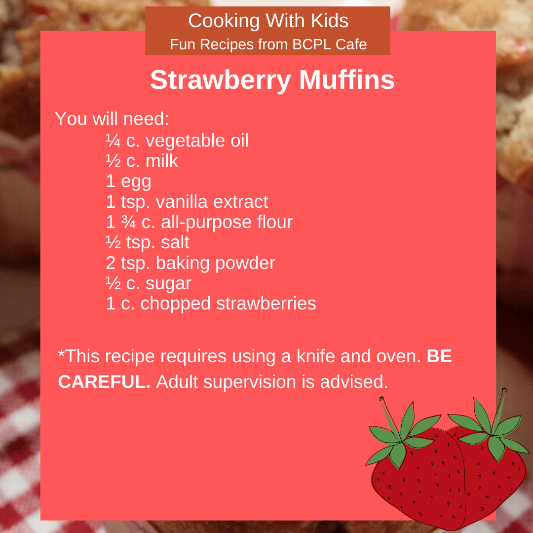 Strawberry Muffins image