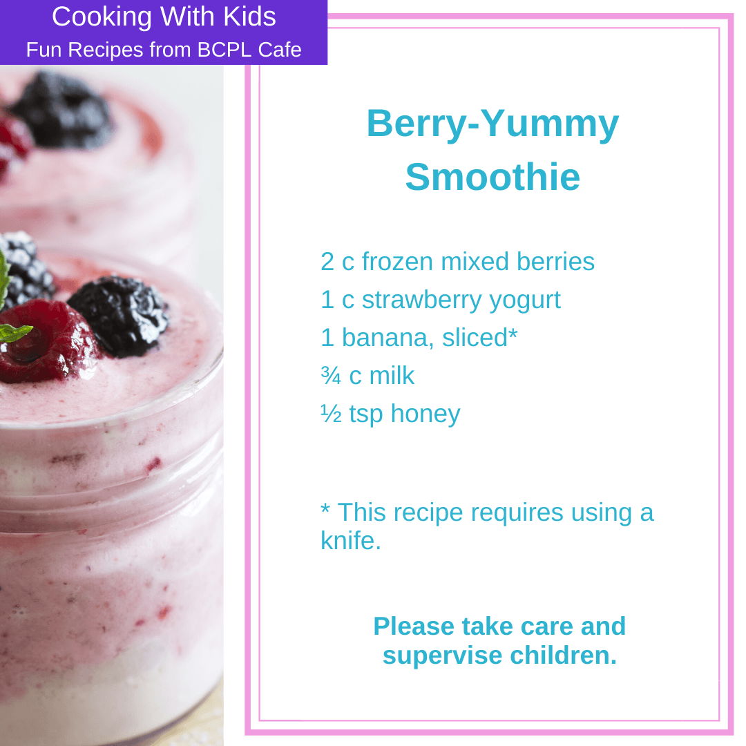 Berry-Yummy Smoothies image 1