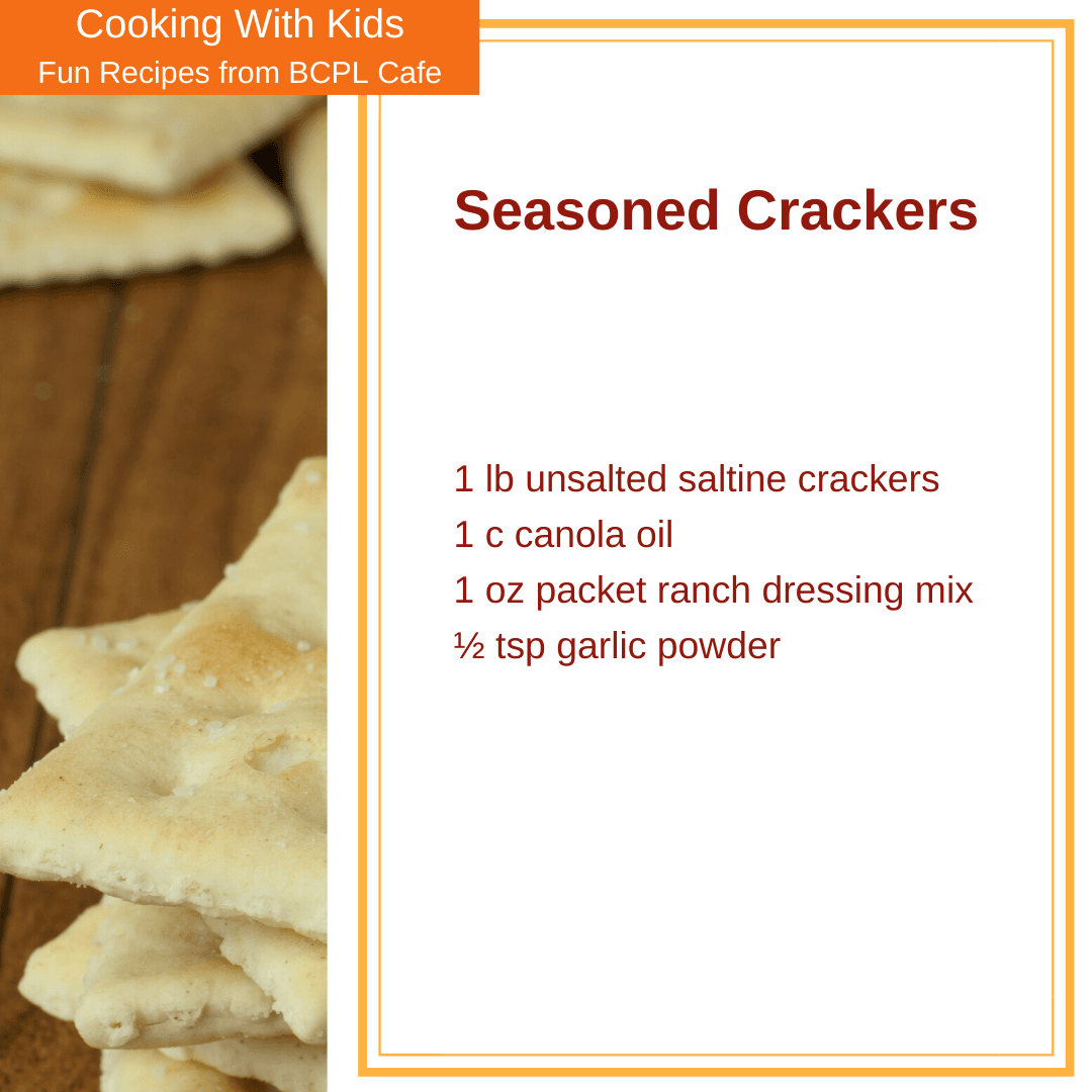Seasoned Crackers image 1